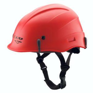 czerwony kask przemysłowy Camp Skylor Plus