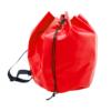 Czerwony worek transportowy Protekt AX 010 o pojemności 36 litrów