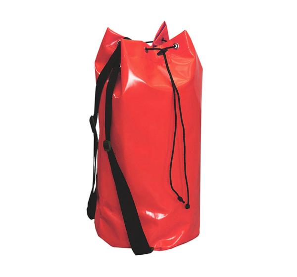 Czerwony worek do sprzętu AX 011 Protekt o pojemności 33 litrów