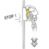 Przyrząd autoasekuracyjny Asap Lock zasada działania blokady