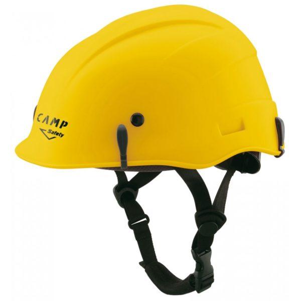 żółty kask do prac na wysokościach Camp Skylor Plus