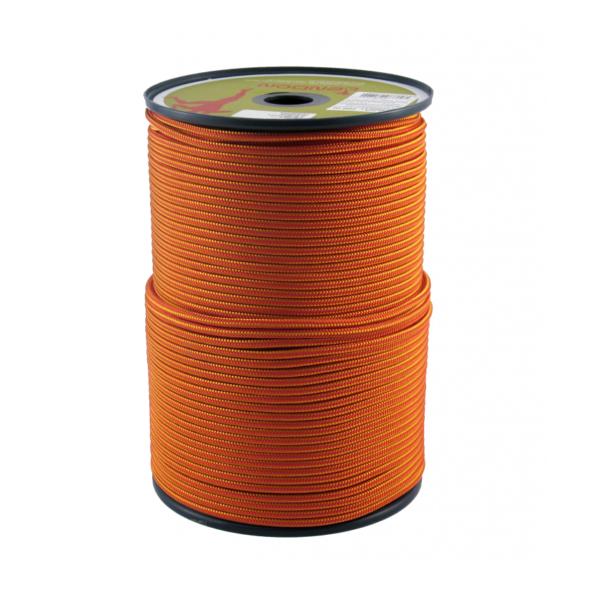 Pomarańczowa lina Repsznur Tendon o grubości 6 mm