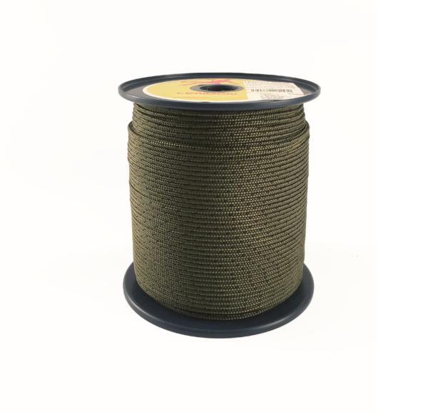 szpula linki poliamidowej ziemnozielona Tendon 3 mm