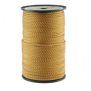 pomarańczowa linka o średnicy 5 mm na szpuli Tendon