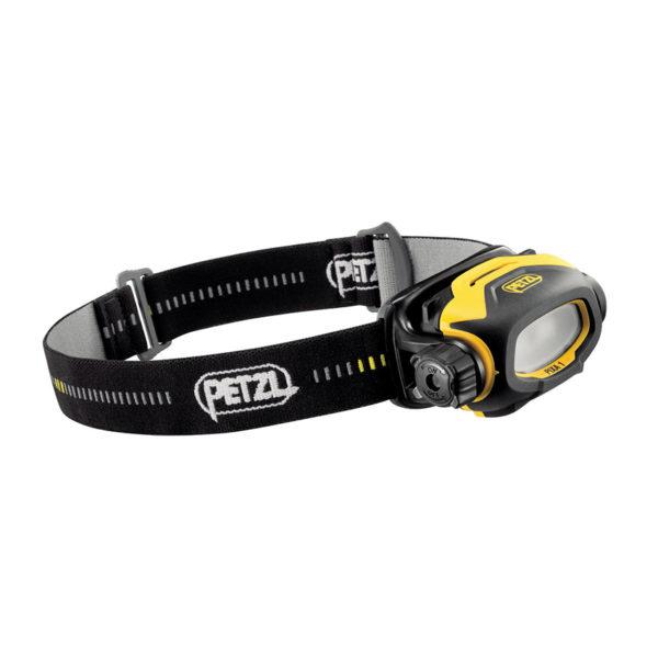 latarka czołowa przeznaczona do śrdowiska przemysłowego Petzl Pixa 1
