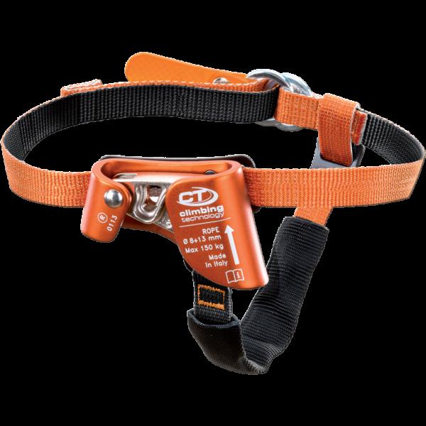 Przyrząd nożny do podchodzenia na linie Quick Step S marki Climbing Technology