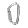 karabinek aluminiowy d kstzałtny twist lock climbing technology