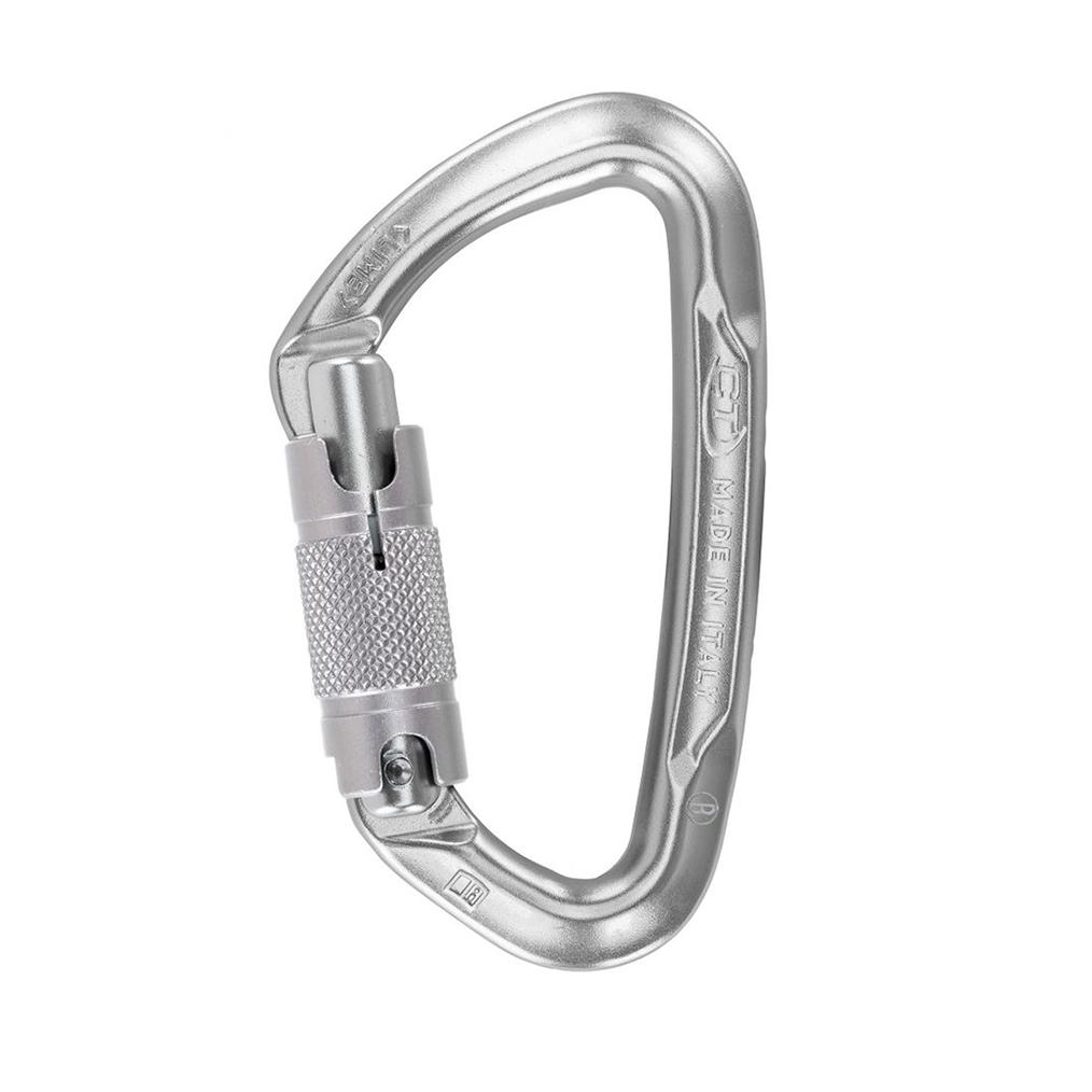 karabinek d ksztaltny climbing technology lime twst lock