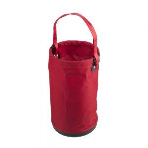 podłużny kosz narzędziowy w kolorze czerwonym marki Protekt