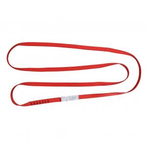 czerwona pętla taśmowa Irudek 150 cm
