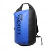 niebieski worek transportowu o pojemności 50 l marki Irudek