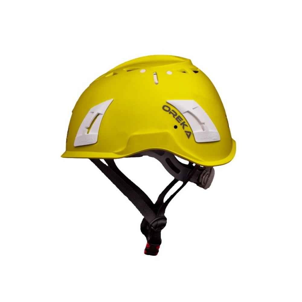 kask przemyslowy Irudek Oreka yellow