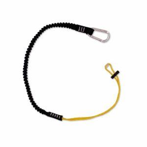 czarno - żółta linka narzędziowa elastyczna Irudek Tool Holder PRS1