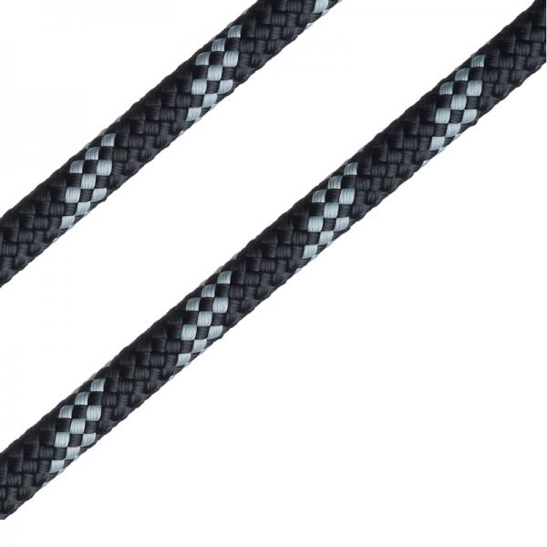 Lina statyczna 11 mm Teufelberger - Patron Gray/Black