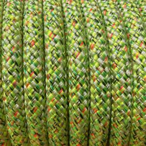 lina półstatyczna Teufelberger chameleon 11 mm jasno zielona