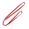 czerwona taśma RE open sling długości 120 cm w kolorze czerwonym